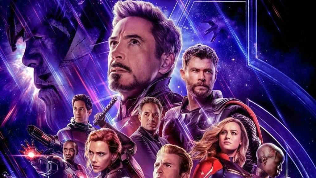 Sstt... di Instagram Ada Video Ilegal Avengers: Endgame