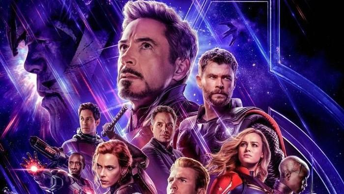 Avengers Endgame. (Foto: Dok. Marvel Studio)
