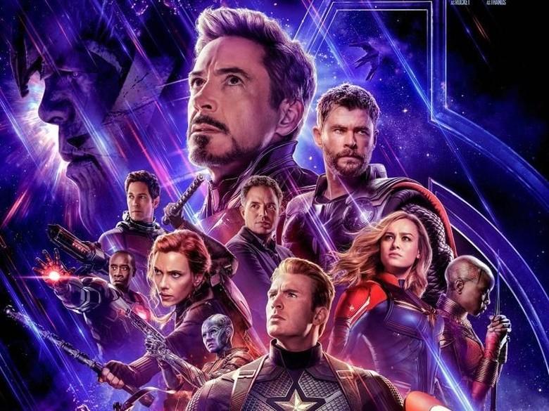 Kehabisan Presale Avengers: Endgame? detikHOT Kasih 100 Tiket Buat Kamu