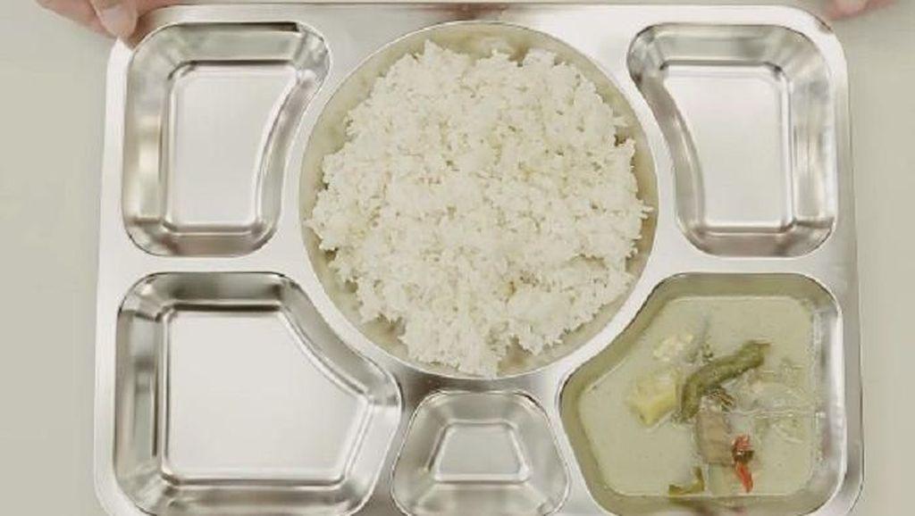 Nasi Cadong, Makanan Jatah Penjara yang Enggan Dimakan Vanessa Angel