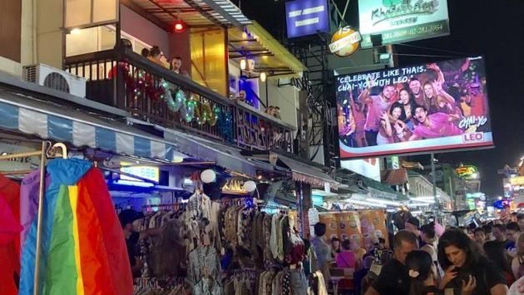 Kehidupan Malam Thailand: Khao San Road