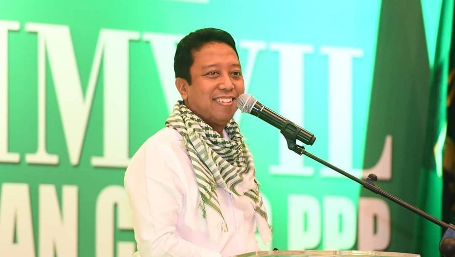 Beragam kegiatan dilakukan Ketua Umum PPP ini untuk mengisi waktu luang (romahurmuziy/Instagram)