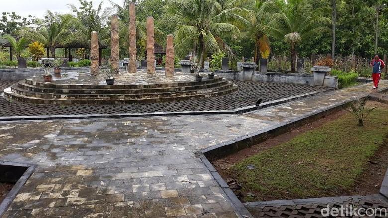Situs Purbakala Sokoliman (Pradito/detikTravel)