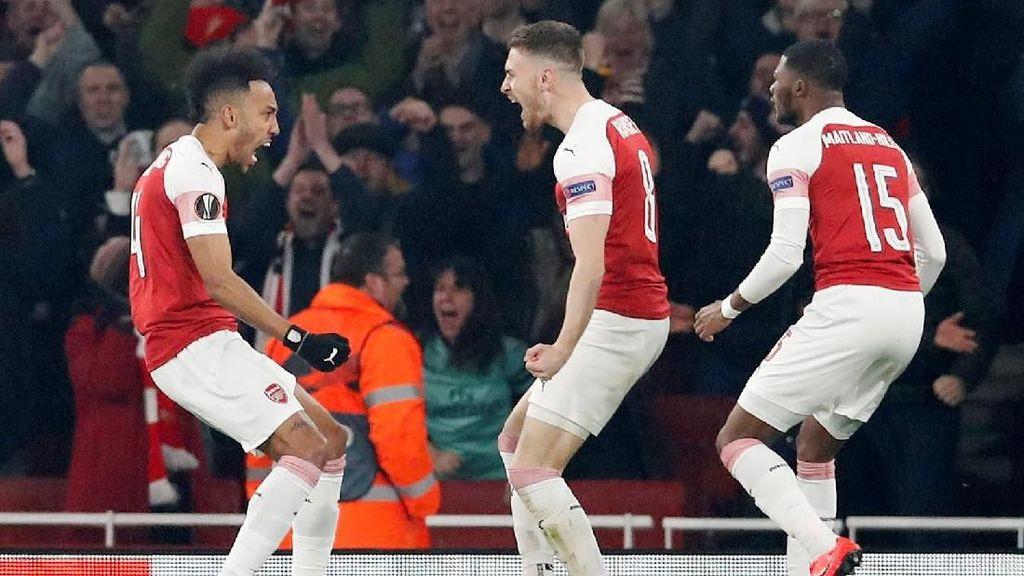 April Krusial untuk Arsenal