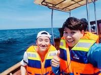Dia juga pernah liburan ke Bali lho. (seungriseyo/Instagram)