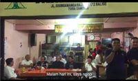 Menyapa dari Toba Samosir, Jokowi : Sudah Sarapan dan Minum Kopi?