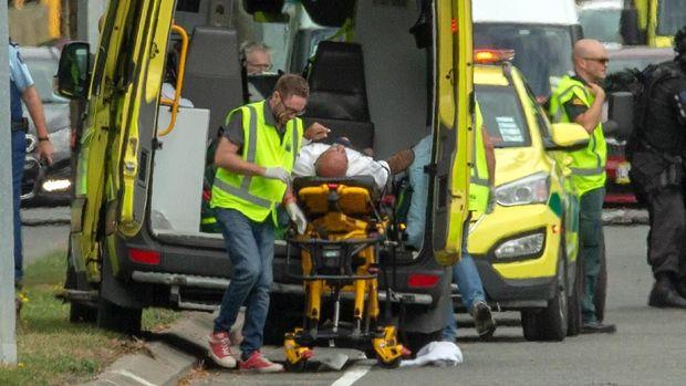 Penembakan brutal terjadi di Masjid Selandia baru.