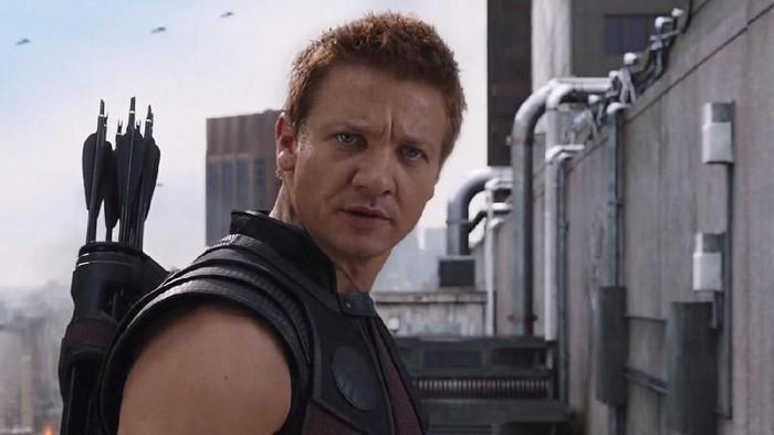 gaya rambut Hawkeye