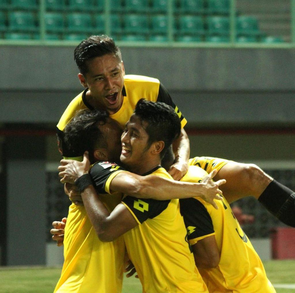 Bhayangkara FC Balik ke Stadion PTIK di Putaran Kedua