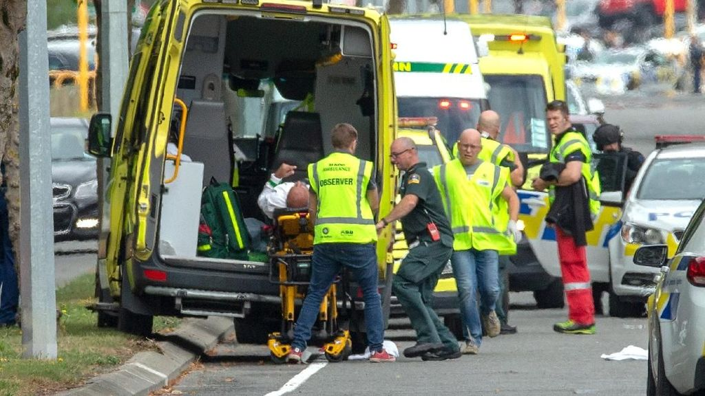 Alasan Psikologis untuk Tidak Share Video Penembakan Masjid New Zealand