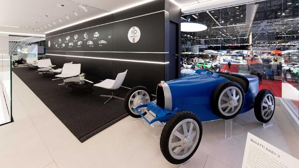 Bugatti Murah! Harganya Setara Dua Unit Avanza Veloz
