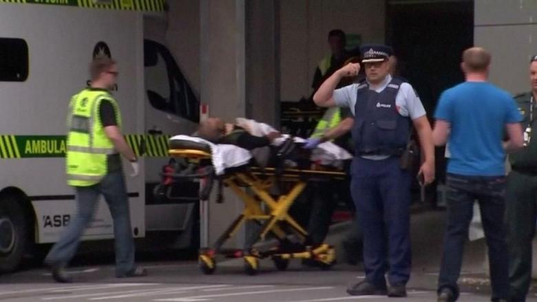 Penembakan di Selandia Baru (BBC World)