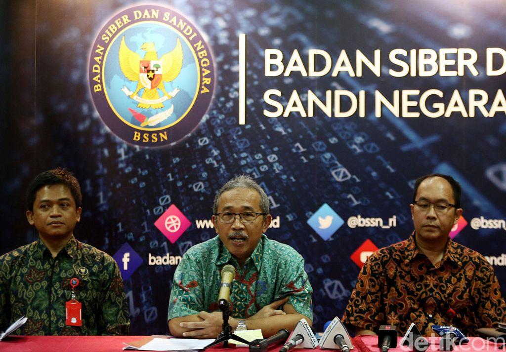 Pertemuan yang dilakukan tertutup itu hanya dihadiri oleh perwakilan dari Twitter yang hadir di kantor BSSN.