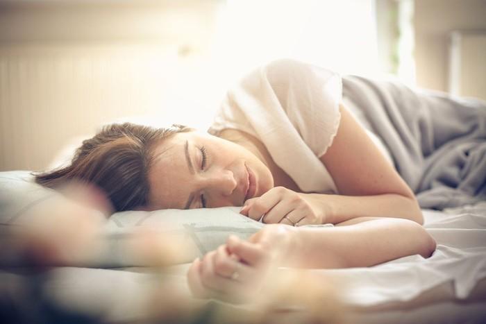 Ilustrasi tips tidur nyenyak. Foto: iStock