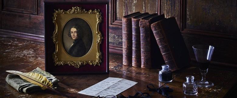 Hilang Selama 130 Tahun, Lukisan Charles Dickens Akhirnya Ditemukan! Foto: Museum Dickens/ Istimewa