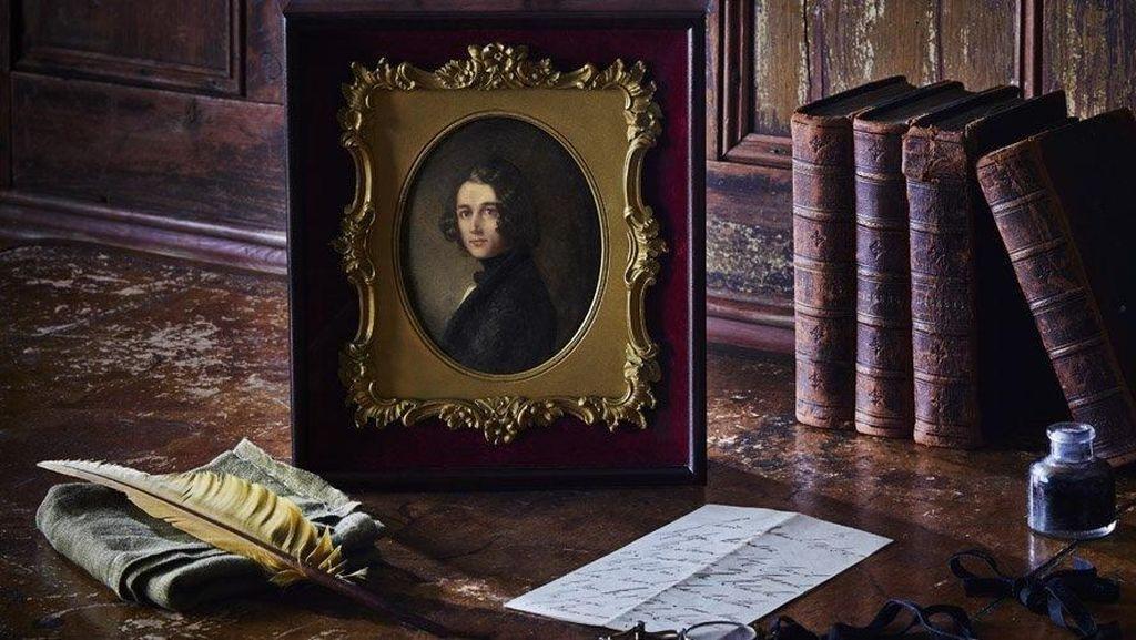 Hilang Selama 130 Tahun, Lukisan Charles Dickens Akhirnya Ditemukan!
