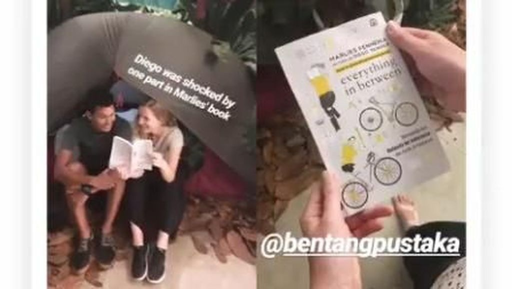 Perjalanan Diego dan Marlies Bersepeda dari Belanda ke Jakarta Bakal Jadi Buku