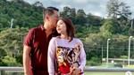 Wajah Bahagia Femmy Permatasari yang Menikah di Selandia Baru