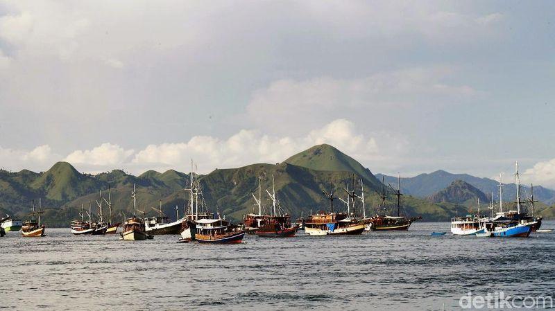 Labuan Bajo memiliki arti tempat berlabuhnya Suku Bajo. Suku Bajo berasal dari Sulawesi. Mereka dikenal sebagai pelaut ulung (Dikhy Sasra/detikcom)