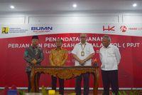 PPJT Lubuk Linggau-Bengkulu