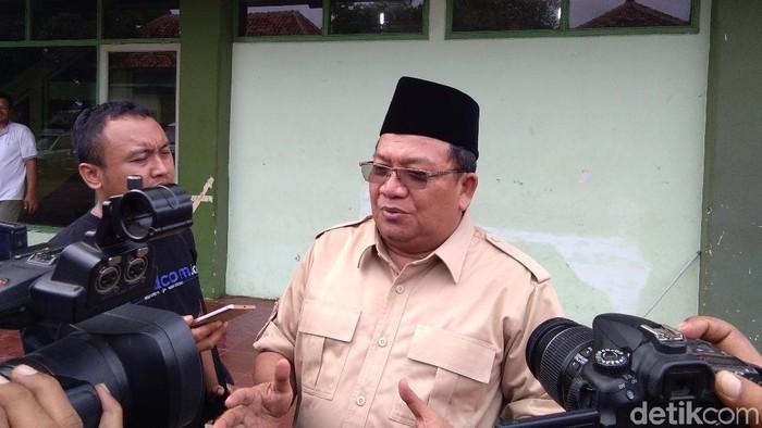 Ketua DPD Partai Gerindra Jawa Tengah, Abdul Wachid. Foto: Wikha Setiawan/detikcom