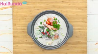 Resep Lodeh Seafood Pete, Kekuatan Rasa dan Aroma Menggoda Selera