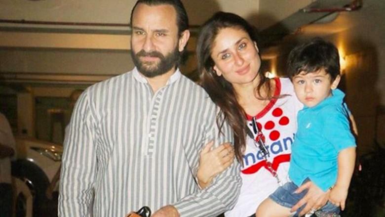Kareena Kapoor dan keluarga/ Foto: Instagram @kareena_queen
