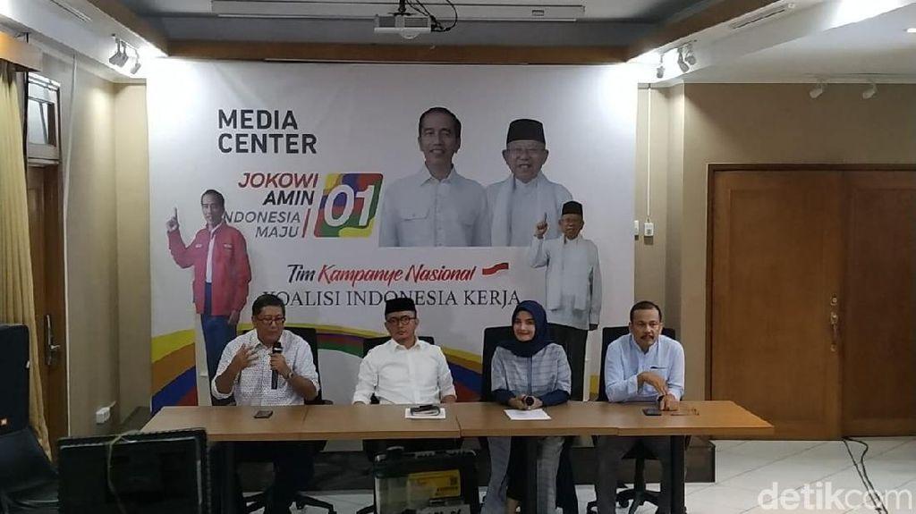 TKN Jokowi-Maruf Doakan Romahurmuziy Diberi Kekuatan