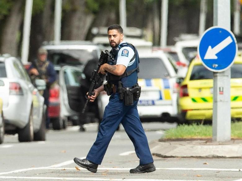 Tas Dikira Bom Ditemukan di Auckland Usai Penembakan Masjid Selandia Baru