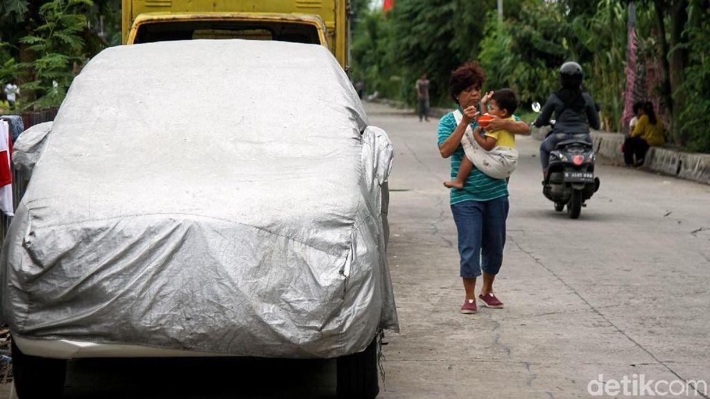 Depok Denda Mobil Tanpa Garasi Rp 2 Juta, Apa Kabar Aturan di DKI?