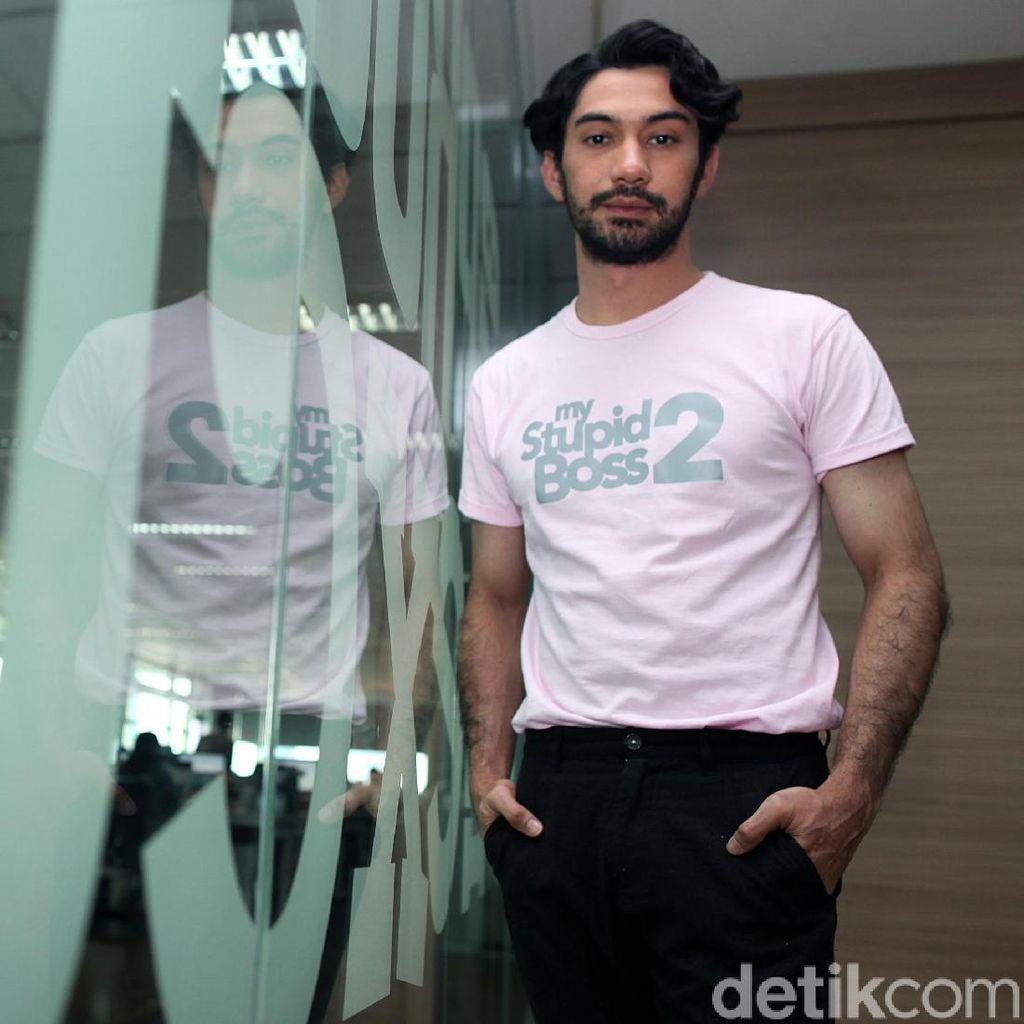 Syuting My Stupid Boss 2 Disebut Reza Rahadian Lebih Berisiko