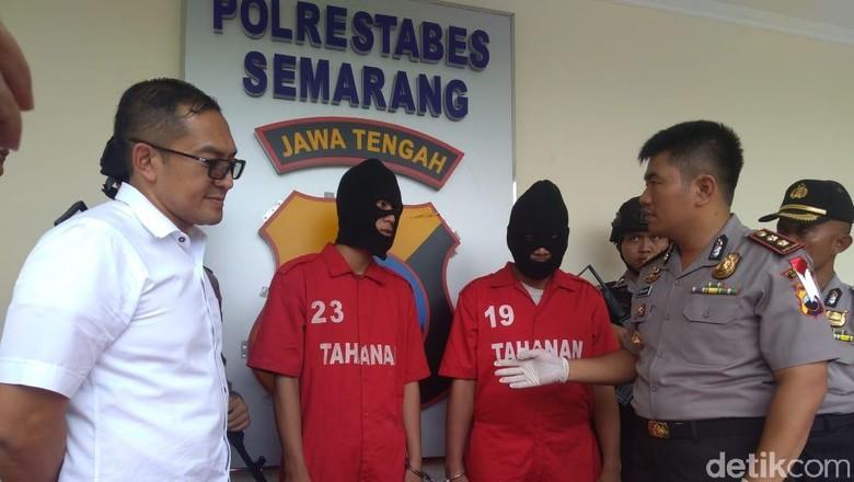 Kasus Narkoba di Semarang Meningkat, Milenial Jadi Pengedar