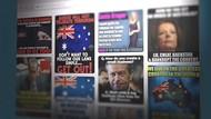 Akun Facebook Anti-Islam di Australia Dikendalikan dari Negara Balkan