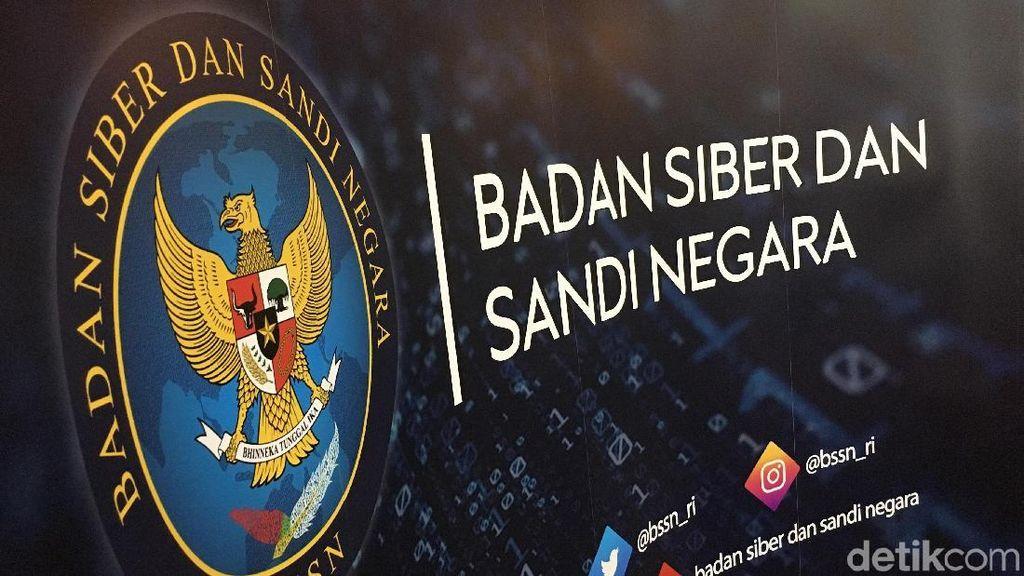 BSSN Enggan Komentari RUU Keamanan Siber