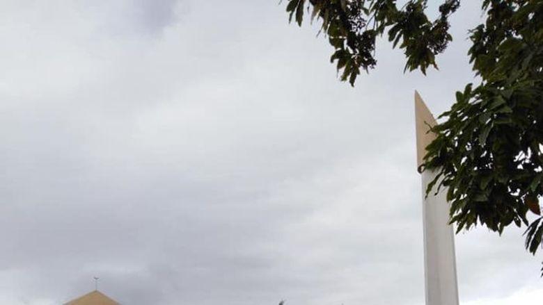 Selandia Baru Picture: Seorang Pria Tembakkan Senjata Di Masjid Selandia Baru