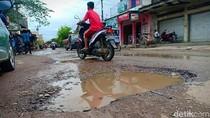 Pak Ganjar, 218 Km Jalan Rusak di Brebes Butuh Dana Bantuan Gubernur