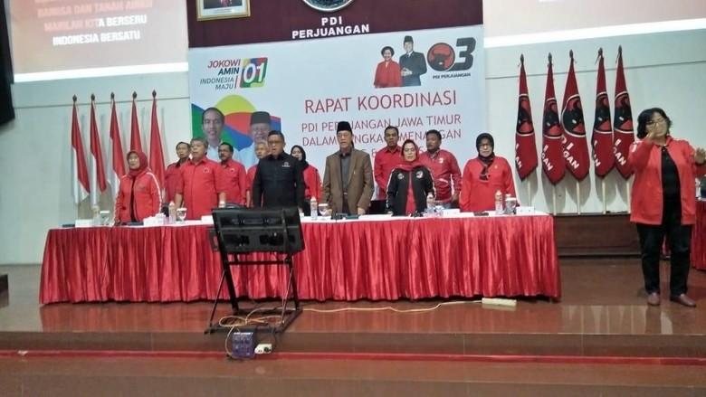 Hasto Minta Seluruh Kader PDIP Amankan Kemenangan Tiap TPS