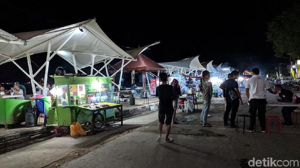 Pusat Kuliner di Labuan Bajo Terapkan Pembayaran Non Tunai