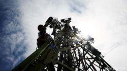 Internet Makin Cepat, Ini Lokasi 4.000 BTS yang Disebut Jokowi