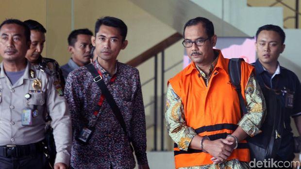 Kakanwil Kemenag Jatim Ditahan KPK