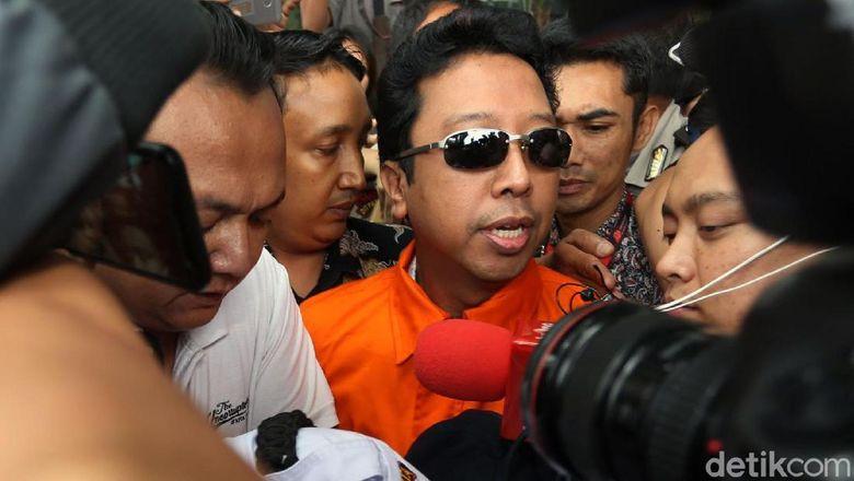 Kena OTT KPK, Romahurmuziy Minta Maaf Ke TKN Jokowi-Amin