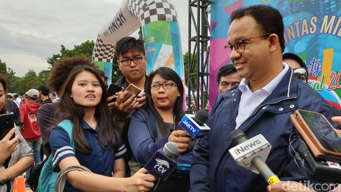 Gubernur Jakarta Anies Baswedan (Foto: Luthfi Anshori/detikcom)