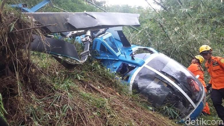 Tangani 4 Korban Helikopter Jatuh, Dokter: Kondisinya Stabil