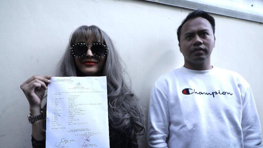 Cynthiara Alona Ngaku Tertipu Pembelian Apartemen, Rugi Rp 533 Juta