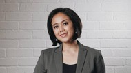 Piawai Pandu Debat Cawapres 2019, Ini Cara Putri Ayuningtyas Atasi Deg-degan