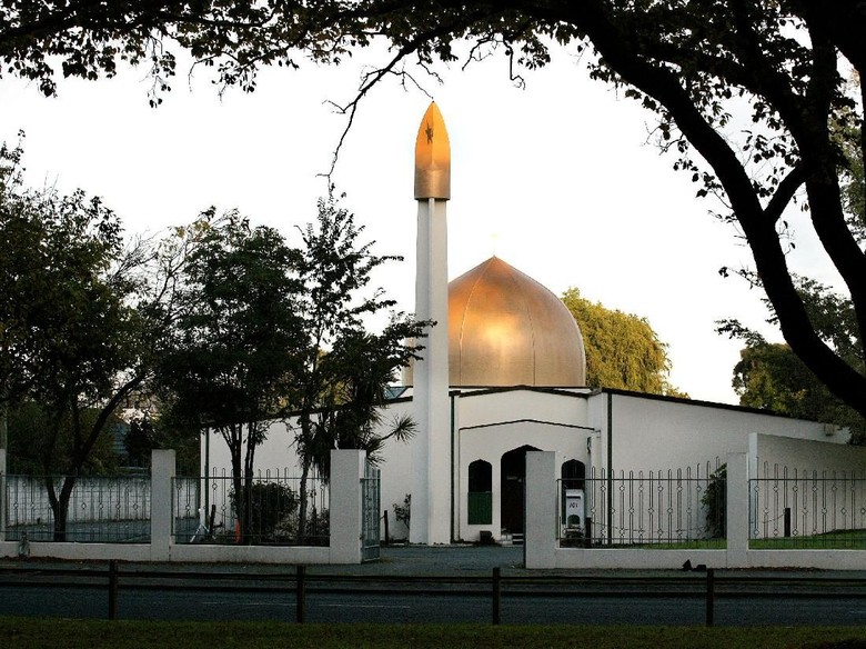 Viral, Kata-kata Terakhir Korban Teror Masjid New Zealand: Hello, Brother