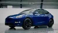 Prestige Motorcars Boyong Tesla Model Y ke Indonesia