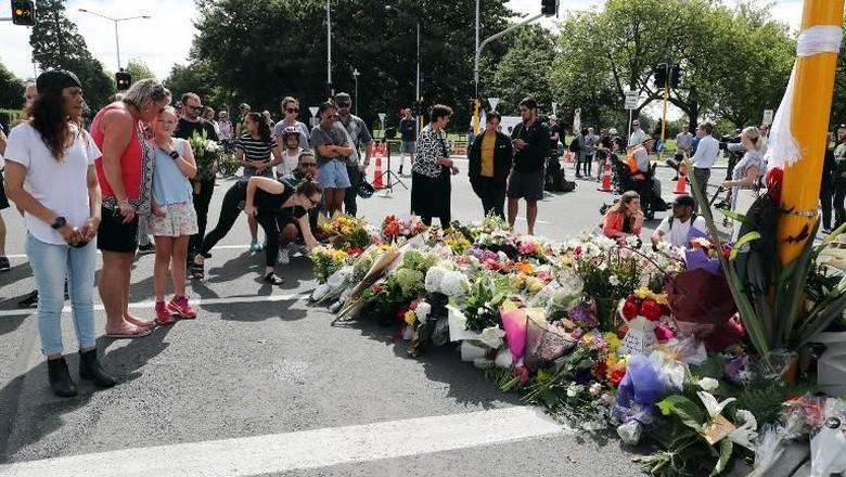Solidaritas Warga New Zealand Mengalir untuk Umat Muslim Usai Teror