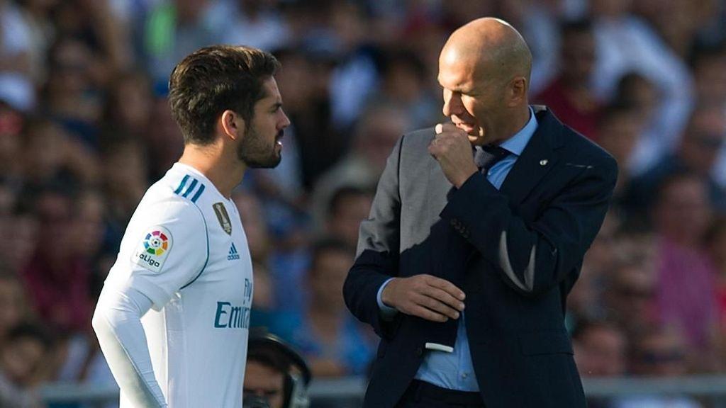 Zidane Kembali, Saatnya Isco Jadi Starter Lagi?