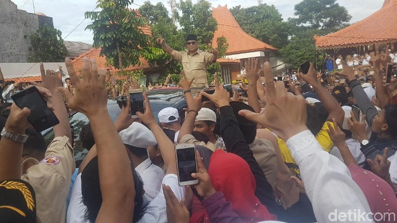 Capres Prabowo Singgung Menteri Bodoh